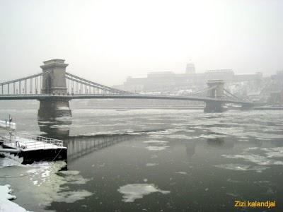 Hóesés Budapesten és egy egészséges smoothie története