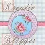 Kreatív blogger lettem! :)