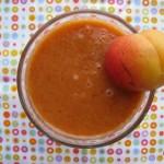 Sárgabarack smoothie
