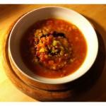 Olaszos vöröslencse leves + nyereményjáték