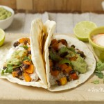 Sütőtökös feketebabos taco & quesadilla + az első hét cukor nélkül