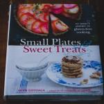 Aran Goyoga: Small Plates & Sweet Treats gluténmentes szakácskönyv nyereményjáték