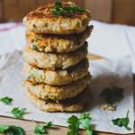 Vegán bab-zab burger