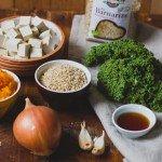 Vegán pirított rizs minden földi jóval + cukormentes hónap lezárása