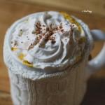 Vegán sütőtökös latte, avagy a Starbucks pumpkin spice latte-nak az otthon készített változata