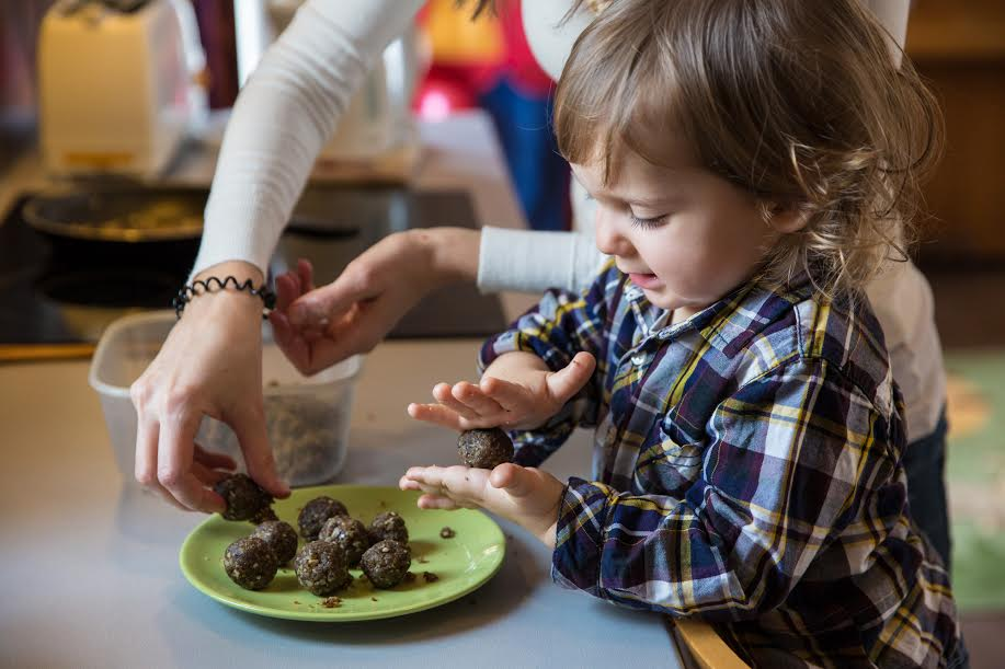 Egészséges táplálkozás gyerekekkel