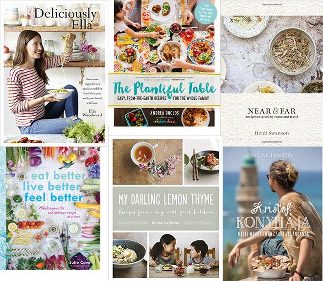 Vegetáriánus, vegán szakácskönyv ajánló (karácsonyra)