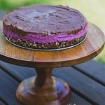 A harmadik születésnapi torta (nyers, vegán, gluténmentes)