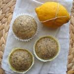 Citromos mákos muffin