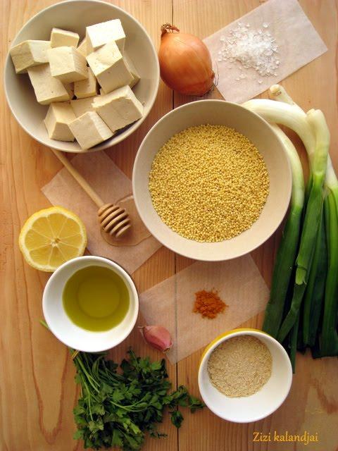 Tofupástétom (laktózmentes, gluténmentes, vegán)