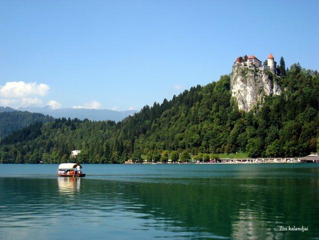 Bled, Szlovénia gyöngyszeme