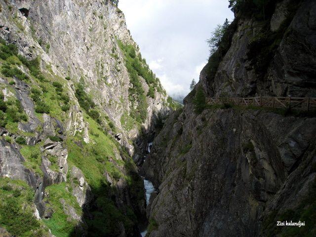 Hohe Tauern, Ausztria Nemzeti Parkja
