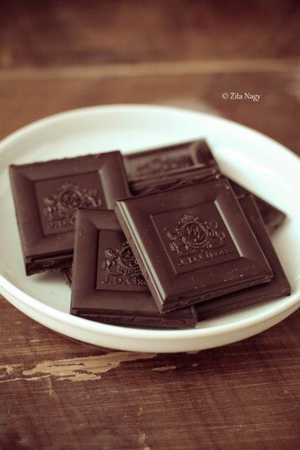 Céklás csokoládétorta (laktózmentes, vegán)