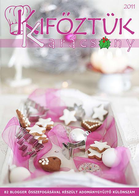 Kifőztük Karácsony 2011 – jótékonysági akció