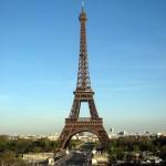 Tavasz Párizsban