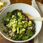 Vadrizs saláta babbal és avokádóval pirított szezámolajos öntettel + nyereményjáték
