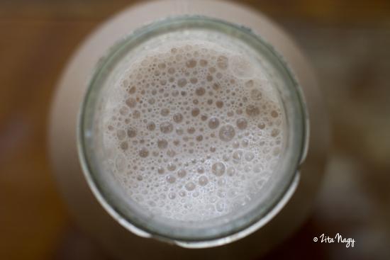 Vegán fűszeres répás palacsinta meleg fahéjas juharsziruppal