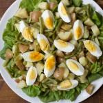 Niçoise saláta