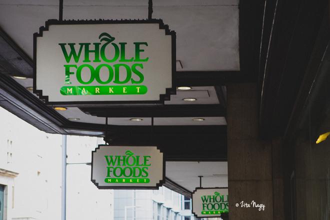 A mennyország kapujában: Whole Foods Market – London
