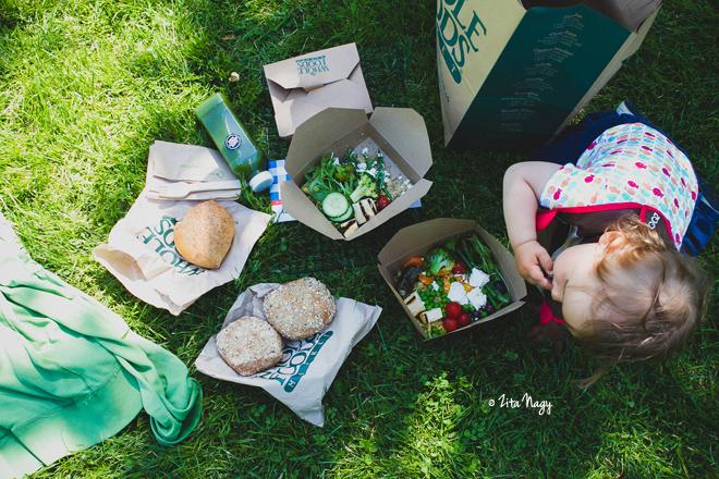 Utazás külföldre (vegán étrenden lévő) kisbabával