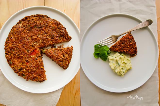 Vegetáriánus, vegán menü karácsonyra