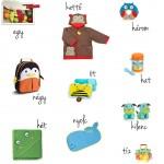 SkipHop kedvenc termékek gyerekeknek + Nyereményjáték