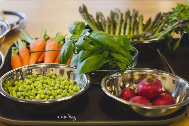 Éltető vacsora kurzus a Makifoodnál