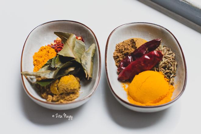 Vegetáriánus/vegán Srí Lanka-i főző kurzus a Neguránál