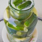 Kovászos uborka (vegán, gluténmentes)