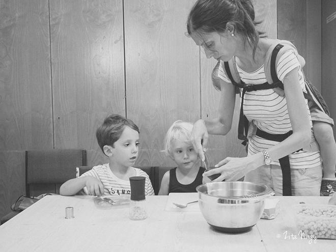 Mit eszik a vega gyerek (ételkészítő workshop)