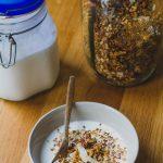 Kókuszjoghurt (laktózmentes, gluténmentes, vegán) + Smartchef szakács robot készülék tesztelése