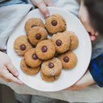Vaníliás sütőtökös keksz (laktózmentes, vegán)