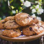 A világ egyik legfinomabb csokis keksze (laktózmentes, vegán)