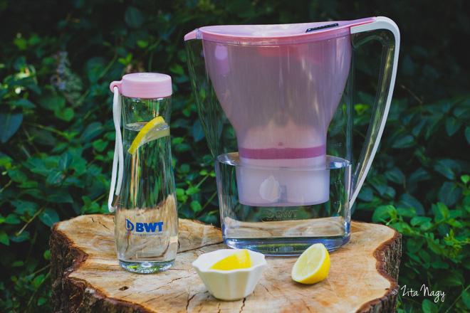 Műanyagmentes július – szűrt víz kampány a BWT-vel